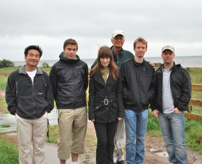 NCVA research group 2008