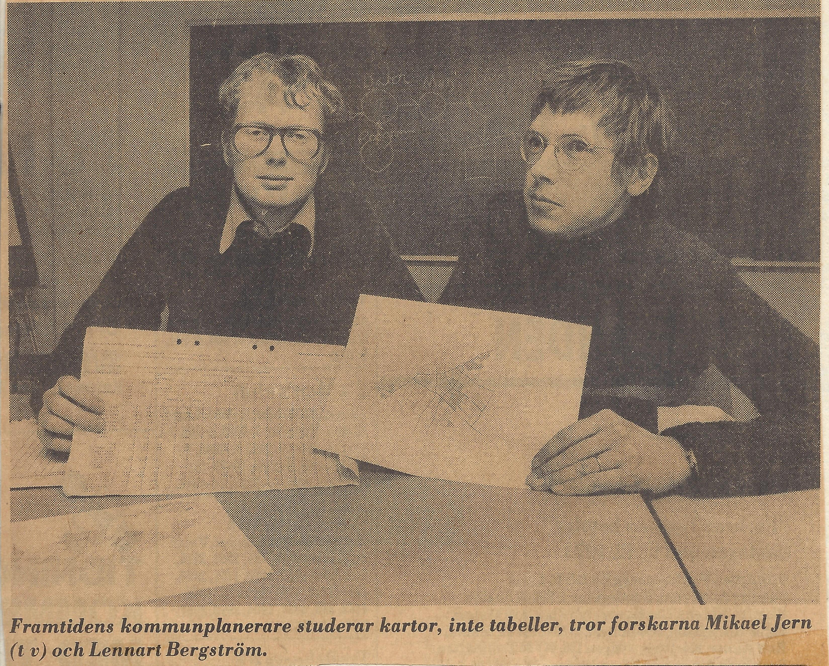 Arbetet 1973
