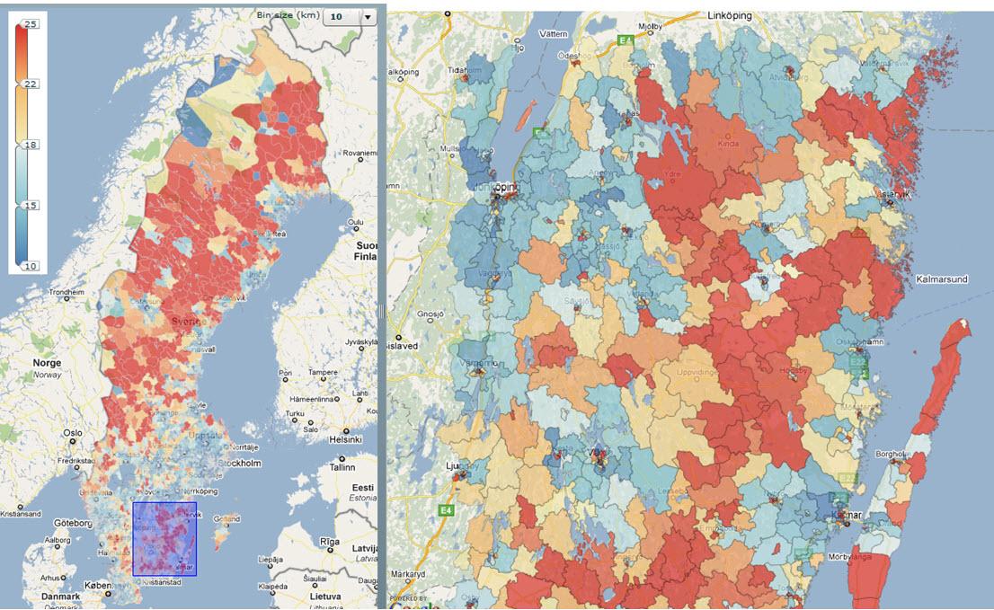 åldrande befolkning Sverige