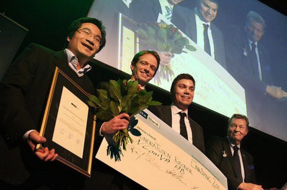 rookie award 2011